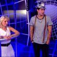 Virginie, Midou et Kevin dans la grande soirée de Secret Story 6, vendredi 22 juin 2012 sur TF1