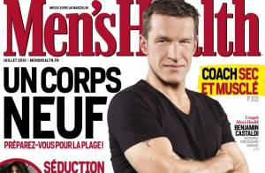 Benjamin Castaldi, dévoile son nouveau corps dans Men's Health, avant l'accident