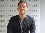 Jude Law : En Vogue et à Paris pour une soirée exclusive