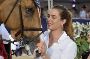 Charlotte Casiraghi : Stylée et lumineuse parmi les stars du Jumping de Monaco