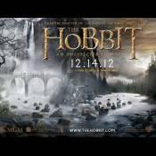 Le Hobbit - Un voyage inattendu : une nouvelle affiche et une immense bannière