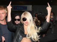Lady Gaga : Vulgaire et bien en chair, c'est officiel, elle est en vacances