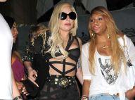 Lady Gaga : Le bondage, c'est chic pour aller au restaurant, la preuve...