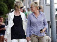 Ellen DeGeneres et Portia de Rossi, toujours folles d'amour et inséparables !