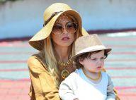 Rachel Zoe : Leçon de style avec son bébé Skyler en skate-board