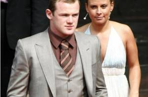 PHOTOS : Photo officielle du mariage de Wayne Rooney !