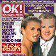 Couverture de OK Magazine