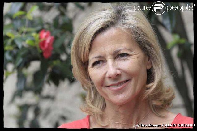 Claire Chazal en mai 2012 à Paris