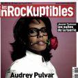 Audrey Pulvar en couverture des  Inrockuptibles , semaine du 28 mars au 3 avril 2012.