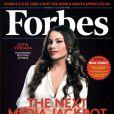 Sofia Vergara en couverture de Forbes