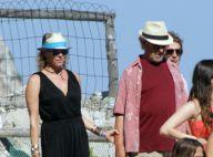 Steven Spielberg : Yacht, jet privé... En vacances, le cinéaste mène grand train