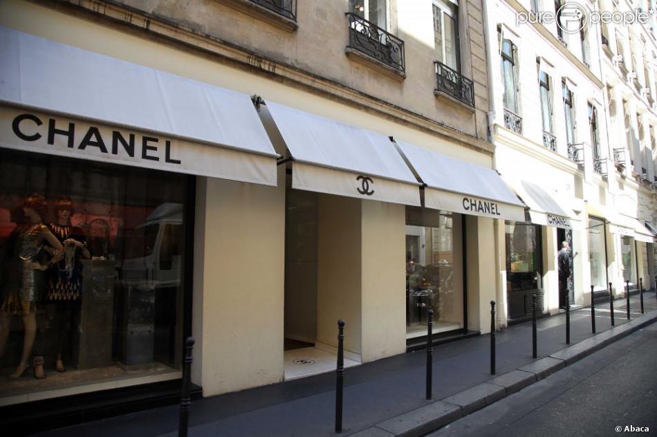 Faire Les Boutiques A Paris