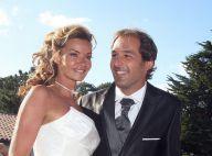 Ingrid Chauvin, jeune mariée : 'Notre rencontre était digne d'une scène de film'