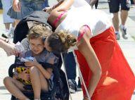 Jessica Alba : Journée détente à New York avec ses adorables filles