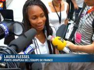 Jeux olympiques : Laura Flessel, Alain Bernard et les Bleus envahissent Londres