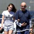 Kristen Stewart et son professeur de gym le 19 juillet 2012 à Los Angeles quelques jours après avoir trompé Robert Pattinson avec Rupert Sanders, le réalisateur de Blanche-Neige et le chasseur