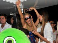 Paris Hilton, gogo de luxe pour Taboo des Black Eyed Peas