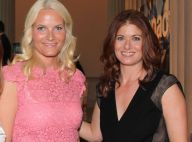 Debra Messing et la princesse Mette-Marit, tandem de charme à Washington
