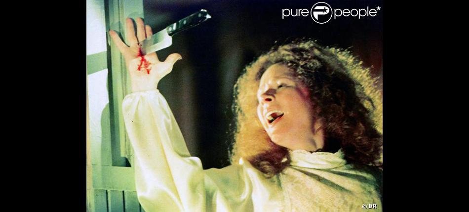 Piper Laurie dans  Carrie  (1976) de Brian de Palma.
