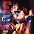 Liberty Ross pour le parfum Dior Addict