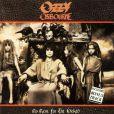 L'album d'Ozzy Osbourne, No Rest for the Wicked, pochette de disque sur laquelle Liberty Ross, enfant, apparaît