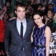 Robert Pattinson et Kristen Stewart en novembre 2011 à Los Angeles.