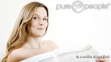 Zita dans la peau d'une naturiste le 7 août sur M6