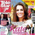 Télé Star en kiosques le 30 juillet 2012