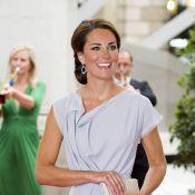 Kate Middleton : En solo, somptueuse et créative pour un gala en marge des JO