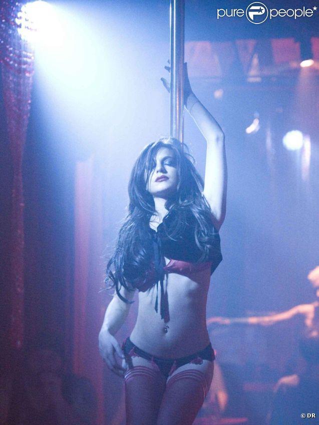 Lindsay Lohan en strip-teaseuse dans le nanar  I Know Who Killed Me  (2007).