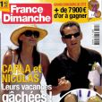 France Dimanche  du vendredi 3 août 2012.