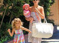 Jessica Alba en famille : Journée détente pour la star toujours impeccable