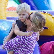 Julie Bowen de Modern Family : Une matinée en famille pour la maman épanouie