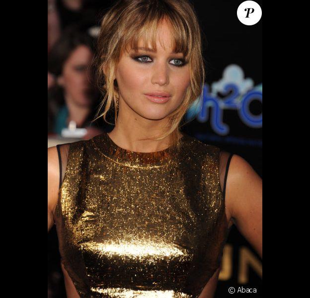 Jennifer Lawrence en mars 2012 à Los Angeles.