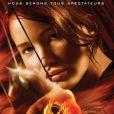 Jennifer Lawence dans  Hunger Games.