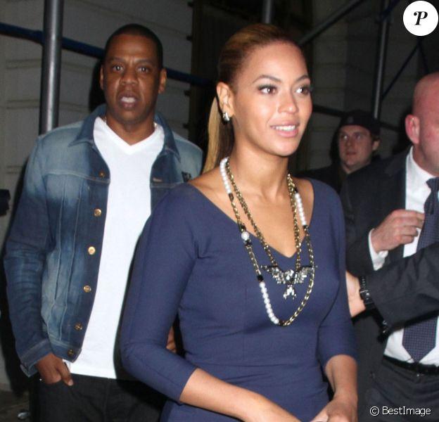 Beyoncé et Jay-Z - premiers du classement Forbes des couples célèbres ayant gagné le plus d'argent entre mai 2011 et mai 2012