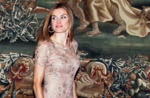 Princesse Letizia : Sexy avec Felipe et le couple royal au dîner des Baléares