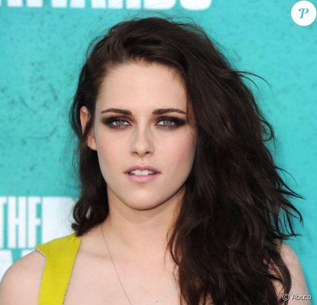 Kristen Stewart en juin 2012 à Los Angeles.
