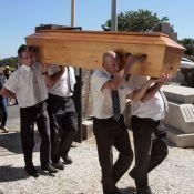 Michel Polac : Sa famille, unie dans la douleur, pour le dernier adieu