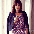 Helena Christensen, nouvelle égérie de Boden, pose dans le catalogue automne 2012 de la marque anglaise.