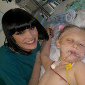 Jessie J, arc-en-ciel d'une fillette sortie du coma un peu grâce à elle