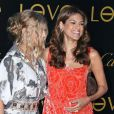 Fergie et Eva Mendes