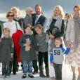 Marius Borg, le fils de 15 ans de la princesse Mette-Marit de Norvège, a été prié d'arrêter de publier des photos personnelles sur Internet, notamment via Instagram, pour des raisons de sécurité.