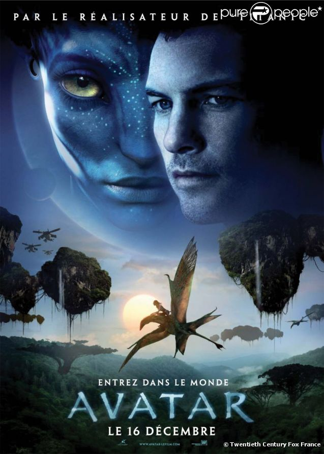 Avatar  (2009) de James Cameron.