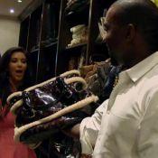 Kim Kardashian se débarrasse de ses vêtements sur les conseils de Kanye West