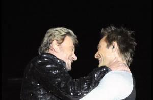 Johnny Hallyday hospitalisé : Son fils David rassure ses fans