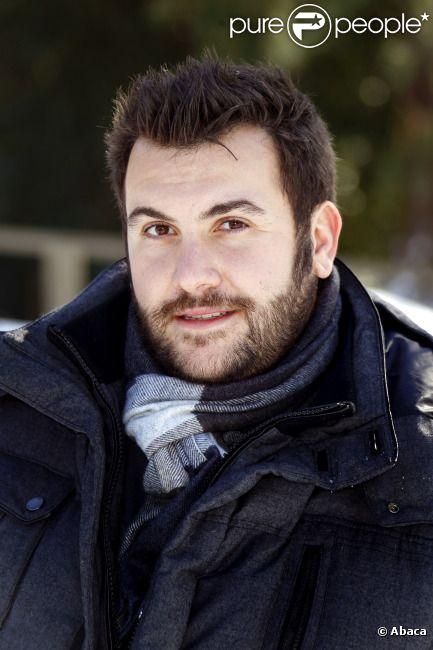 Laurent Ournac en février 2012 à Luchon