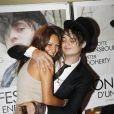 Karole Rocher et Pete Doherty lors de l'avant-première du film Confession d'un enfant du siècle à Paris le 28 août 2012