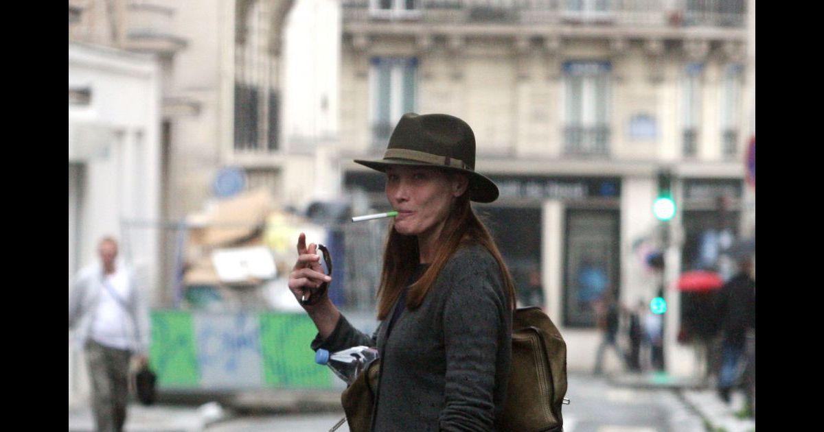 Exclu Carla Bruni Sarkozy La Sortie D 39 Un Studio