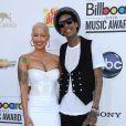 Wiz Khalifa et Amber Rose en mai 2012 à Las Vegas